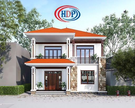 Nhận xây nhà 2 tầng giá 800 triệu