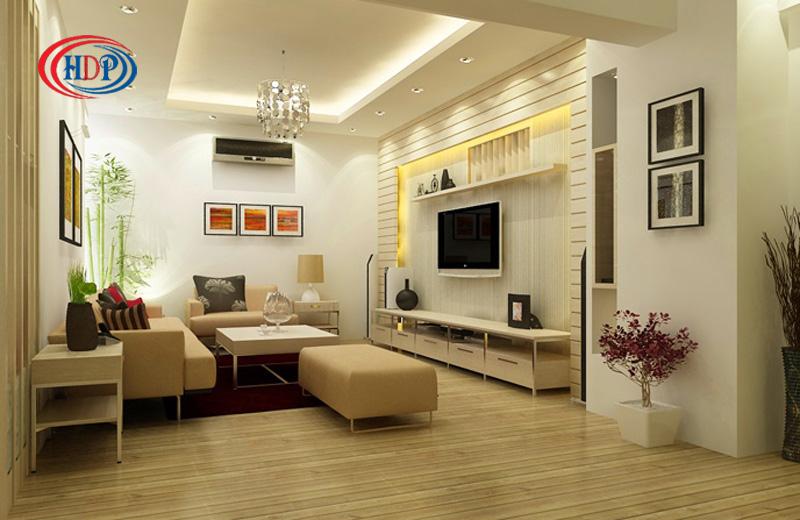 Tư vấn thiết kế phòng khách đẹp chuẩn mọi phong cách.