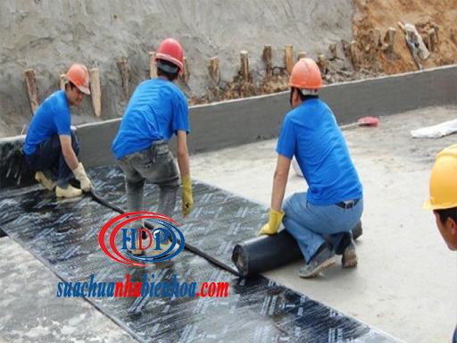 Vật liệu chống thấm tại Biên Hoà