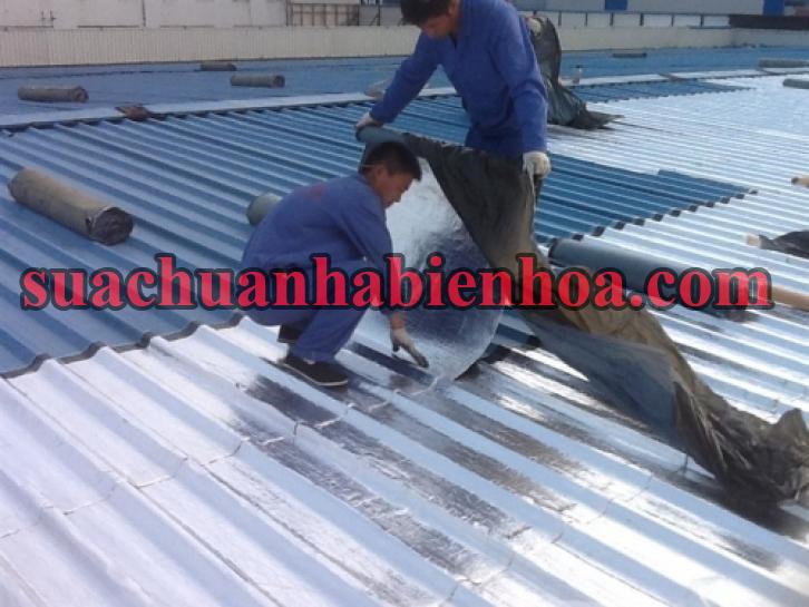 sửa chữa mái nhà tại Biên Hoà Đồng Nai