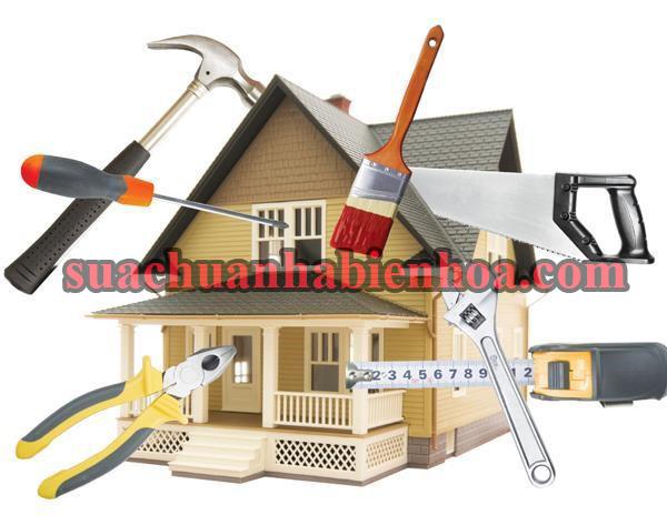 sửa chữa nhà trọn gói tại đồng nai